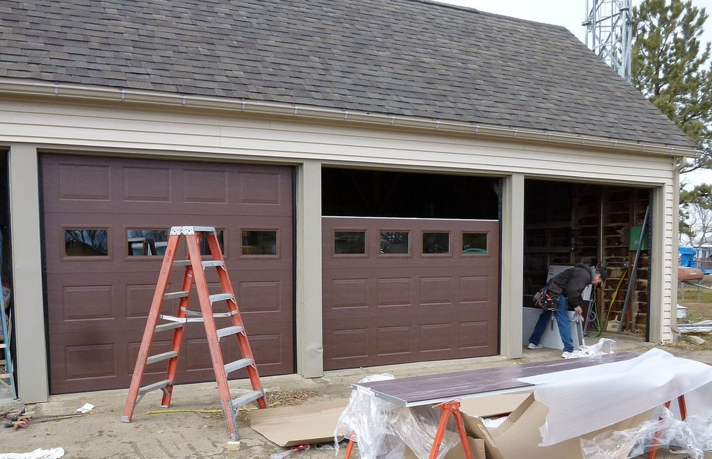 Things about the garage door installation